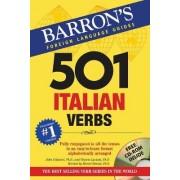 501 Italian Verbs by Marcel Danesi