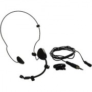 Gemini HSL09 Combo Headset Microphone with DET. LAV 3