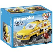 PLAYMOBIL Site Vehicle Supervisor's