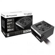 Thermaltake TR2 Series 500 W 80 Plus Certified Active PFC Power Supply Unit - Black