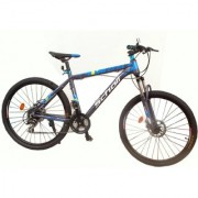 mountain bike Scholl brand alloy with 24 speed acera