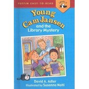 Young CAM Jansen and the Library Mystery by David A Adler