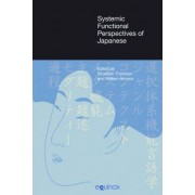 Systemic Functional Perspectives of Japanese by Elizabeth Thomson