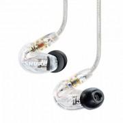 Shure SE215-CL Fone In-Ear Transparente, Reduz Ruído