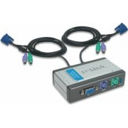 Switch DLink DKVM 2k 2 Port KVM