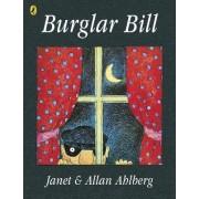 Burglar Bill by Allan Ahlberg