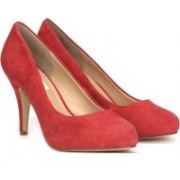 Steve Madden Sunni Party Wear(Red)