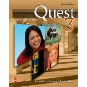 Quest: Reading and Writing 3 by Laurie Blass