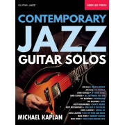 Contemporary Jazz Guitar Solos / Recueil