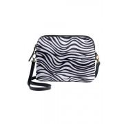 Womens Zebra Crossbody Bag - Zebra