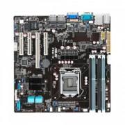 ASUS placa server P9D-M, C224, for E3-12xx, max 32GBub, SATA3, RAID,PCI-E, mATX
