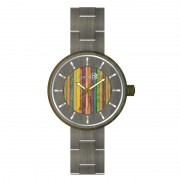 Earth Ew2508 Root Unisex Watch