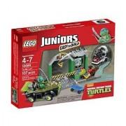 Lego Juniors Turtle Lair Building Set (10669)