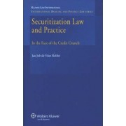 Securitization Law and Practice by Jan Job De Vries Robbe
