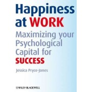 Happiness at Work by Jessica Pryce-Jones