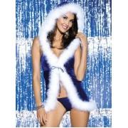 Abito Natale Snowflake by Obsessive Lingerie