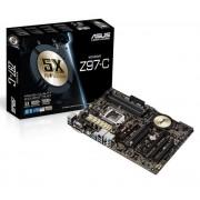 ASUS-Z97-C - Socket 1150 - Chipset Z97 - ATX - Carte mère-