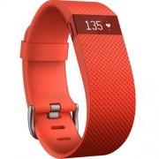 Bratara Fitness Fitbit Charge HR Fitness Wireless L Orange