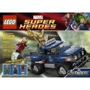 Lego Loki'S Cosmic Cube Escape 6867(Mfg Age: 6 - 12 Years)