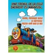 Vine trenul de la Cluj incarcat cu magarusi - Jocuri poezioare hazlii si cantecele pentru copii