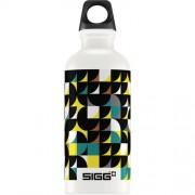 SIGG Animal Mix Up Optic Pattern 0.4L clear