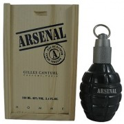 Arsenal Blue By Gilles Cantuel For Men. Eau De Parfum Spray 3.4 Oz.