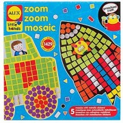 ALEX Toys Little Hands Zoom Zoom Mosaic