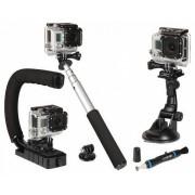 Sunpak Action Camera Accessory Kit 5 GoPro tartozékszett (5db-os)