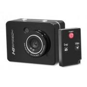 """Pyle PSCHD60BK Videocámara de alta definición 1080p (cámara de 12 MP, pantalla táctil de 2.4"""", entrada de tarjetas micro SD, estuche impermeable) color negro"""