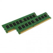 Kingston ValueRam KVR16LN11K2/8 Kit de 2 Mémoire RAM 8 Go 1600 MHz DDR3L Non-ECC CL11 DIMM 1,35 V