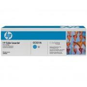 Toner encre Color LaserJet CC531A - cyan