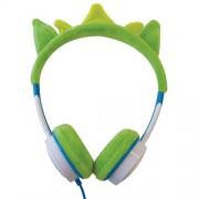 Casti Audio On Ear Little Rockers Dragon Verde IFROGZ