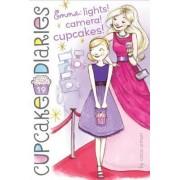 Cupcake Diaries #19: Emma, Lights! Camera! Cupcakes! by Coco Simon