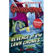 Revenge of the Lawn Gnomes by R. L. Stine