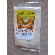 Agar želatínový prípravok 10 gramov