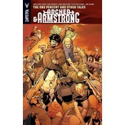 Fred Van Lente Archer & Armstrong Volume 7: The One Percent and Other Tales (Archer Armstrong 7)