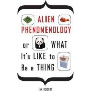 Alien Phenomenology, or What it's Like to be a Thing by Prof. Ian Bogost