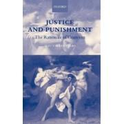 Justice and Punishment by Matt Matravers