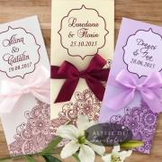 Invitatii de nunta Legamant