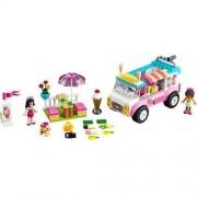 Lego Juniors 10727 Auto z lodami Emmy - Gwarancja terminu lub 50 zł! BEZPŁATNY ODBIÓR: WROCŁAW!