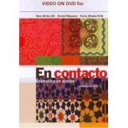 Video on DVD for Gill McVey/Wegmann/Mendez-Faith's En Contacto: Gramatica En Accion by Mary Gill McVey