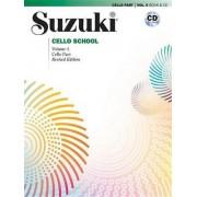 Suzuki Cello School, Vol 5 by Shinichi Suzuki
