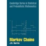 Markov Chains by J. R. Norris