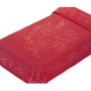 Pătură de pat single Belpla Ster 501 Rosu