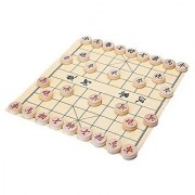 Traditional Xiang Qi Wooden Chinese Chess Checker Game 1.50