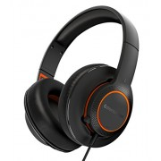 SteelSeries Siberia 100, Gaming Headset with Mic, (PC / Mac / Playstation / Mobile) - Black