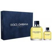 Dolce & Gabbana - Pour Homme Eau de Toilette Set pentru barbati