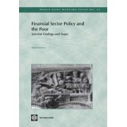 Financial Sector Policy and the Poor by Patrick Honohan