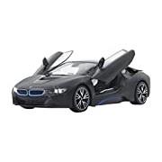 Jamara Scale 1:14 BMW I8 Remote Controlled Car (Black)