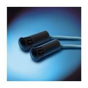 FOTO/S Fotocellule Miniaturizzate Coppia (1 Raggio+ Alimentatore) Per Porta Automatica